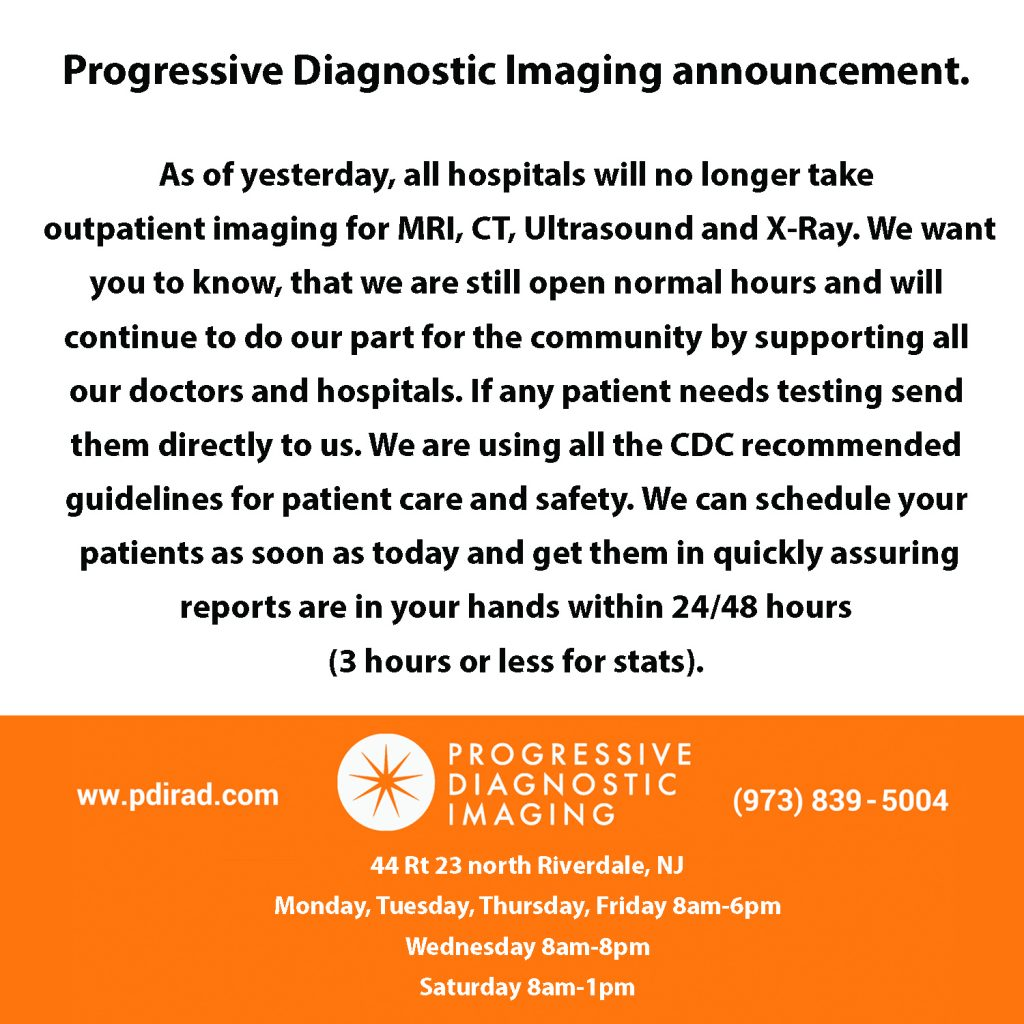 PDIRAD Supports Hospitals